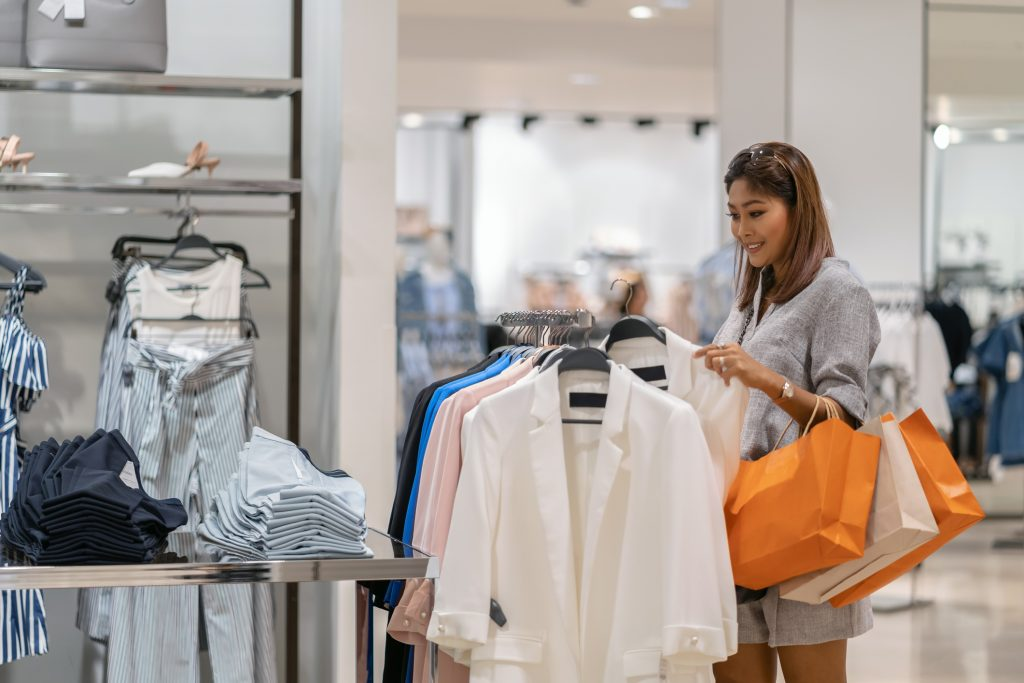 When we start making the consumer feel unique and valued that's when retail will start seeing financial results and getting loyal clients back.